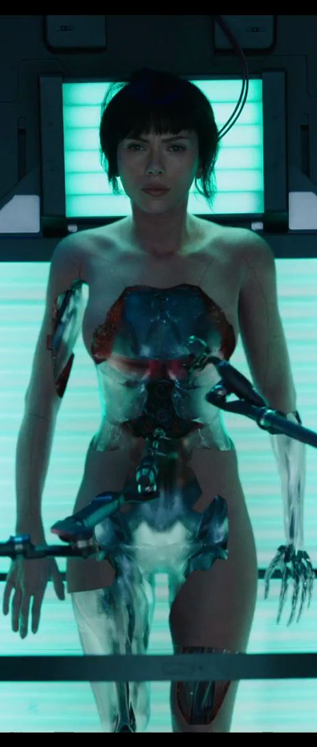 Hidden Meanings Within The Movie Ghost In The Shell Spoilers